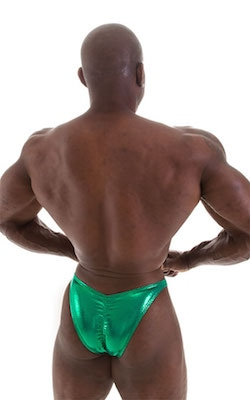 Mens-Posing-Suit---Double-Fitted-Half-BackBack