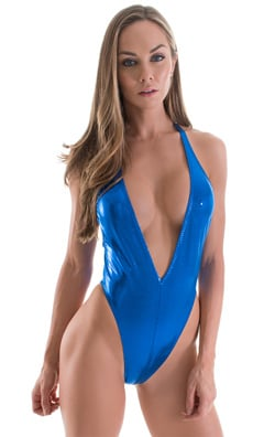One-Piece:-Plunging-Tanga Front
