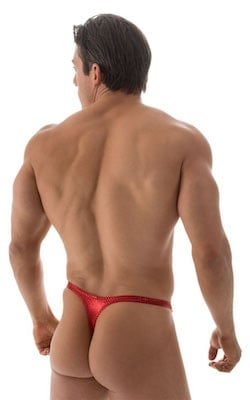 Mens-Pouch-Enhancement-Thong-SwimsuitBack