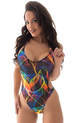 One-Piece:-Moderate-Criss-Cross Front