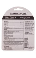 Australian Gold Sunblock Face Guard 2