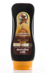Australian Gold Dark Tanning Accelerator Lotion with Instant Bronzer 1