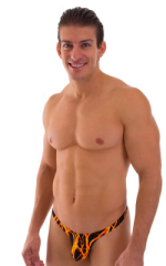 Mens Swimsuit Thong