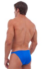 Smooth Front Bikini in Royal Blue 5