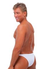 Rio Tanning Bikini Swimsuit in Optic White 3