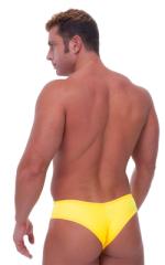 Hot Pants - Sexy Short Shorts in Sunshine Yellow 3