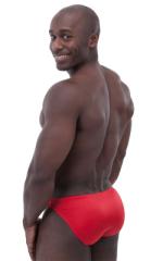 Bikini-Brief Swimsuit in Red 3