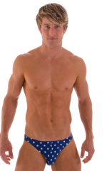 Bikini-Brief Swimsuit in Mini Stars 1