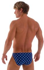Bikini-Brief Swimsuit in Mini Stars 3