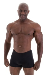 Posing NPC-IFBB Physique Classic Short in Black 4