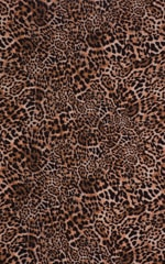 Mini Micro G String Bikini in Super ThinSkinz Cheeta Fabric