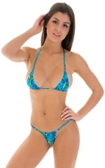 Maximum Tanning Triangle Top in Super ThinSKINZ Cool Infrared 1