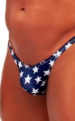 Rio Tanning Bikini Swimsuit in Stars and Stripes Tricot nylon/lycra 4