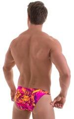 Smooth Front Bikini in Tahitian Sunset 3