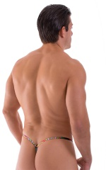 Mens G String Thong - Spartan