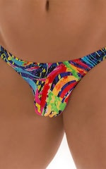 Stuffit Pouch Thong in Super ThinSKINZ Festival 3