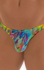 Stuffit Pouch Thong in Super ThinSKINZ Quill 3