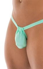 4-Way Adjustable Bikini-Tanga-Micro in Mint 7
