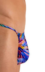 Y Back G String Thong in Illumine with PEP Lining 3