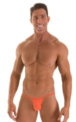 Roman G String Swim Thong in ThinSKINZ Apricot 1