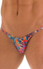 Super Low Brazilian Bikini in Amazon Heat 5