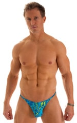 Sunseeker2 Tanning Swimsuit in Super ThinSKINZ Cool Infared 1