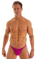 Sunseeker2 Tanning Swimsuit in Magenta 1