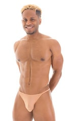 Sunseeker2 Tanning Swimsuit in Super ThinSKINZ Nude 1