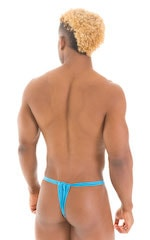 4-Way Adjustable Bikini-Tanga-Micro in ThinSKINZ Sapphire 6