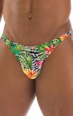 Smooth Front Bikini in Super ThinSKINZ Exotic Tropics 4