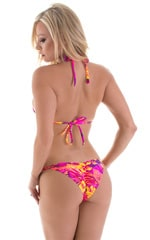Brazilian Triangle Top in Tahitian Sunset 3
