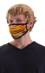 Golden Kat-Black 2-ply face mask 5
