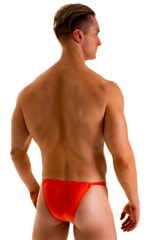 4-Way Adjustable Bikini-Tanga-Micro in ThinSKINZ Apricot 4