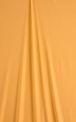 Brazilian Triangle Swim Top in Matte Mango Fabric