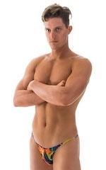 Sunseeker2 Tanning Swimsuit in RaveUp Tan Through 4