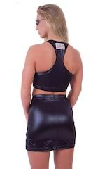 Split Mini Skirt 3